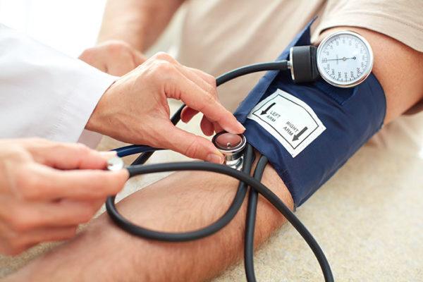 Misurazione <br />pressione arteriosa