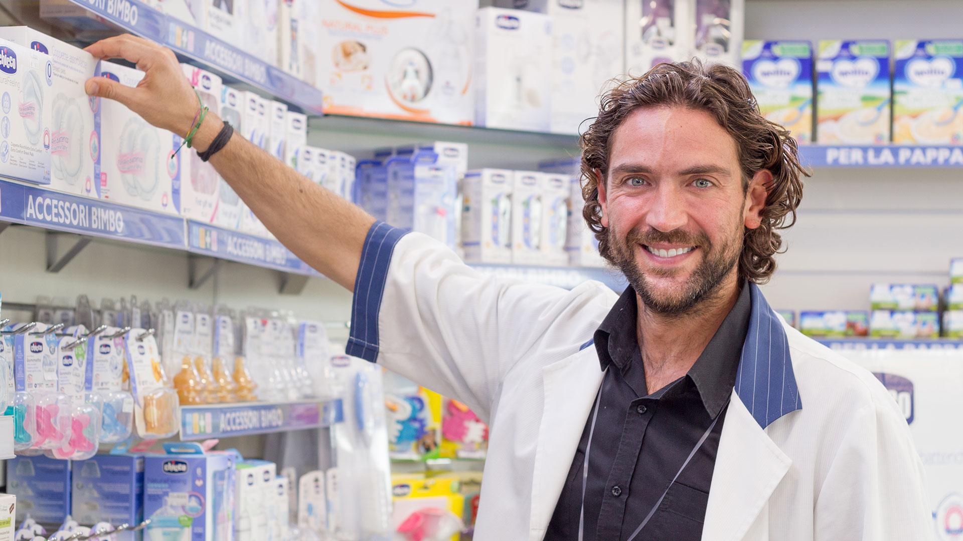 Dr. Marco della Farmacia Urbani